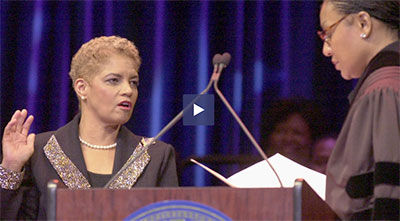 Shirley Franklin: Atlanta's First Female Mayor
