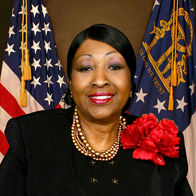 The Honorable Edna Jackson