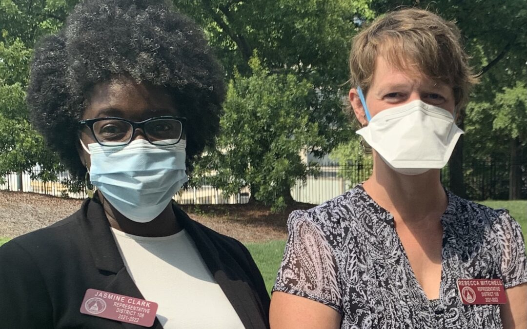 Joint statement by Representatives Dr. Rebecca Mitchell and Dr. Jasmine Clark